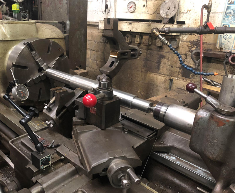 New Shaft to fit Goulds 3700 Pump