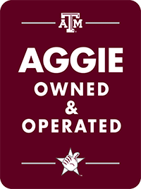 AGGIE Owned & Operated