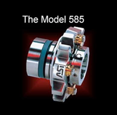 ASI Mechanical Seal Model 585