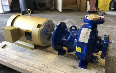 INNOMAG Mag-drive Centrifugal Pumps