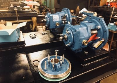 Summit 2196 End Suction Centrifugal Pump