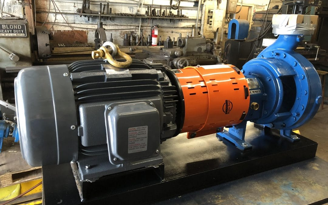 Pump Solution Designed and Provided to Automotive Chemical Manufacturer