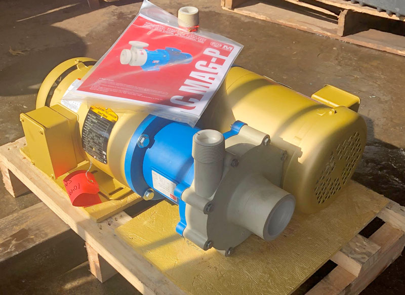 MPumps Mag-Drive Pump Packages