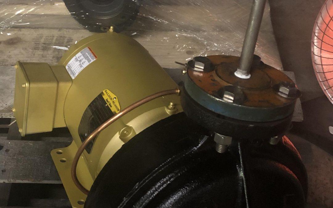 TACO KV1509 Vertical Inline Pump