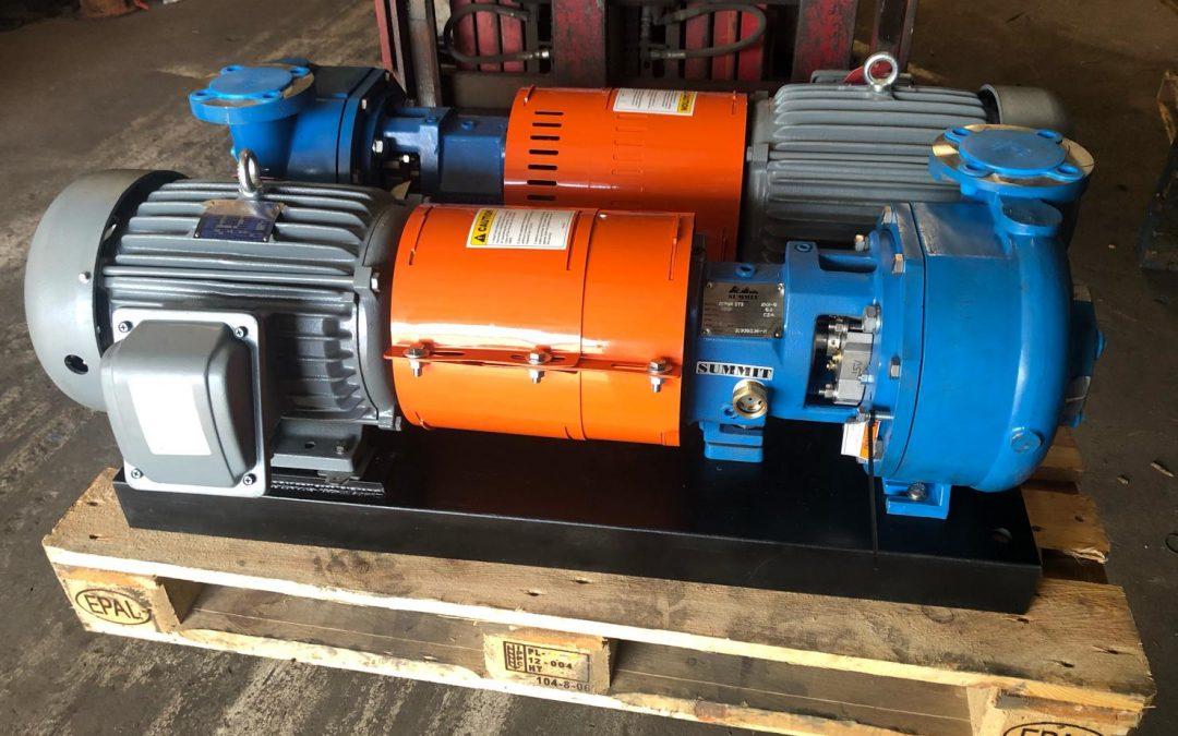 Summit Pump 2196R Pump Packages