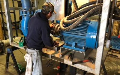 PACO Pump Repair