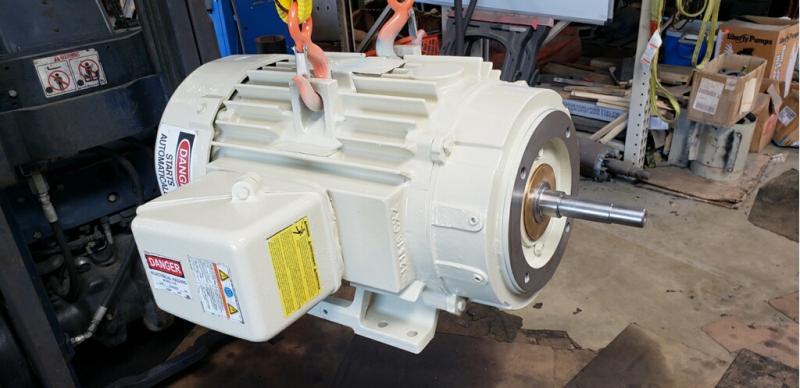 AC/DC Electric Motor Repairs