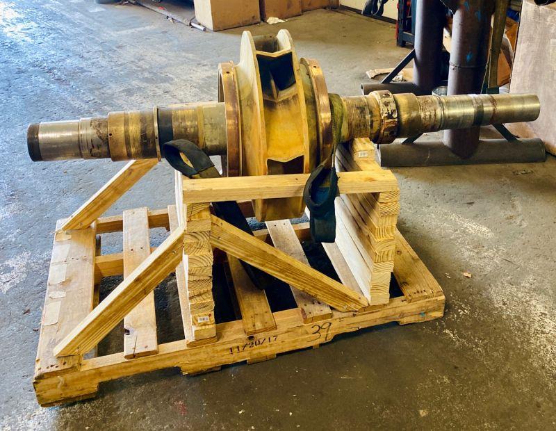 Maintenance for American-Marsh Pumps