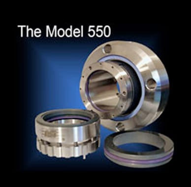ASI Mechanical Seal Model 550