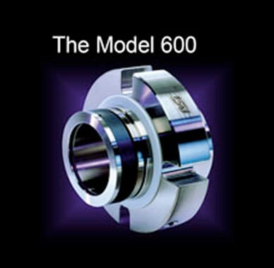 ASI Mechanical Seal Model 600