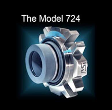 ASI Mechanical Seal Model 724M
