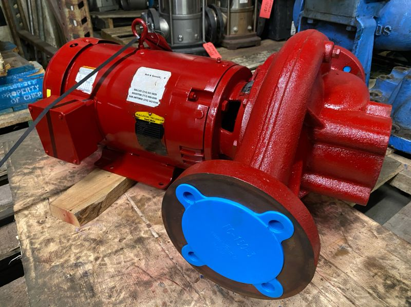 Reconditioned Bell & Gossett Centrifugal Pump