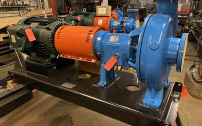 CD4MCu Constructed Summit Pump 2196 Pump Packages