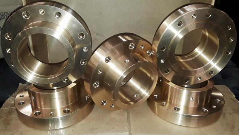 Custom Packing Glands and Valve Stems