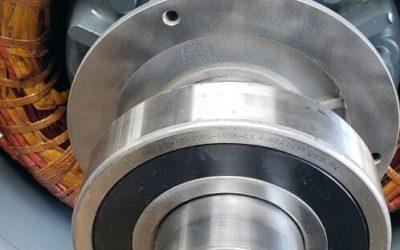 Low or Medium Voltage Motor Repair Service by ABET