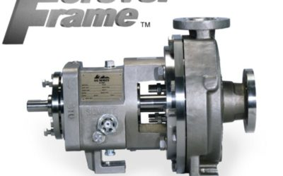 Forever Frame for Reduced TCO and Increased Life for ANSI Pumps