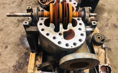 Goulds 3316 Split Case Pump Repair