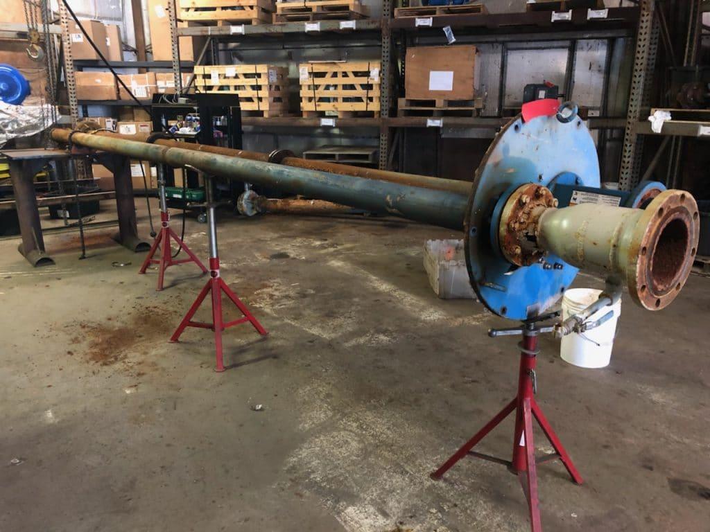 Goulds Pump Repair
