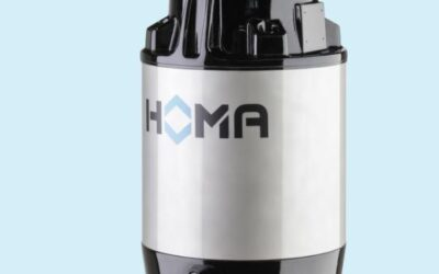 Homa Non-Clog Submersible Pump