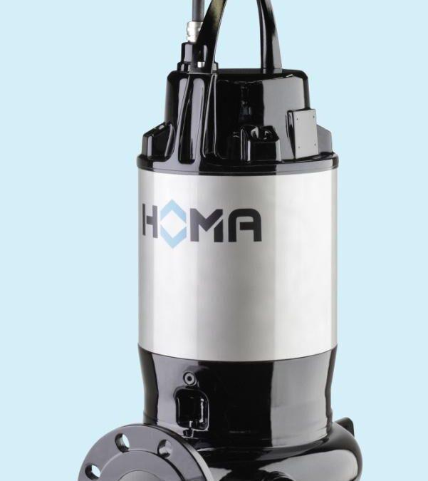 HOMA Non-clog Submersible Pump