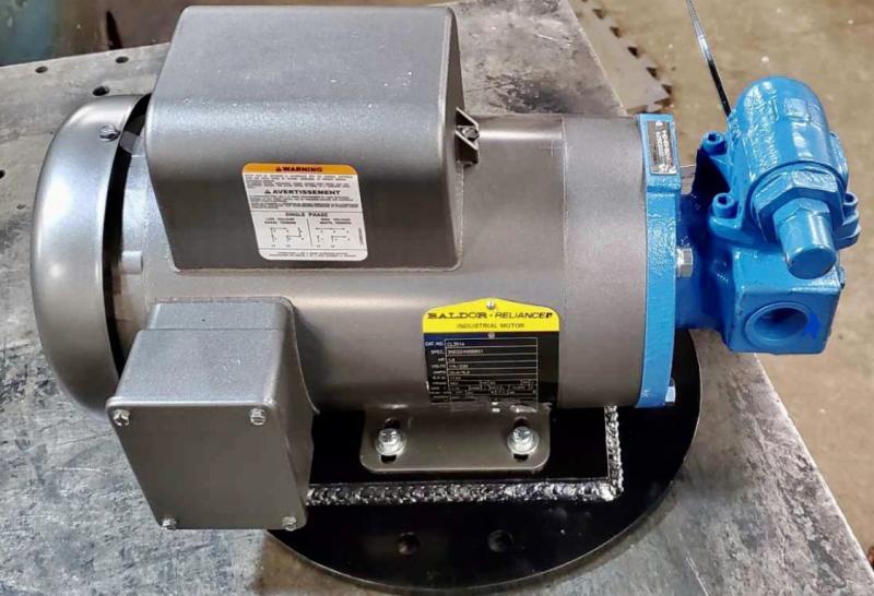 Internal Gear Pump Package