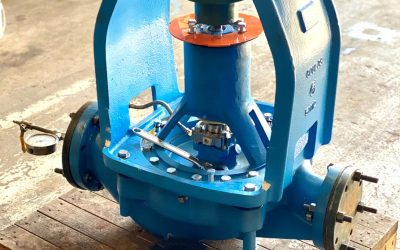 Pressure Testing Summit Pump 2996 Pump (interchangeable with Goulds 3996)
