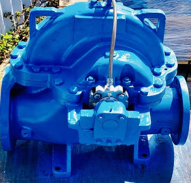 rebuilt itt goulds pumps