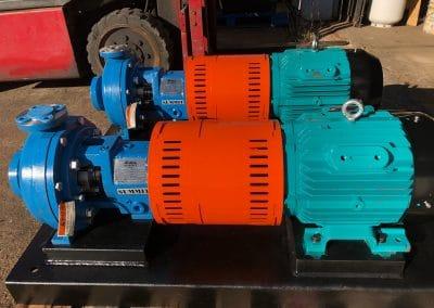 Summit 2196 End Suction Centrifugal Pump