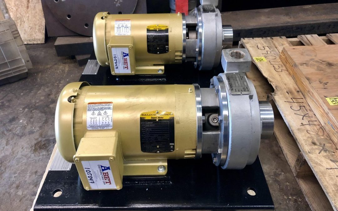 Summit Pump Close-Coupled Stainless Pump Packages Heading Out the Door