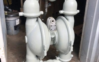 Self Priming Diaphragm Pump